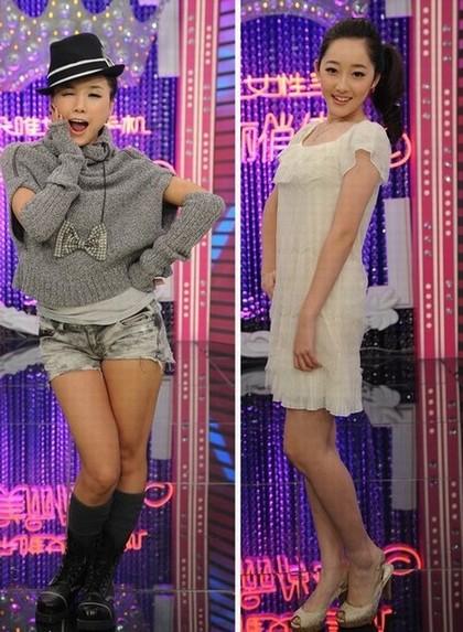 王蓉和蒋梦婕