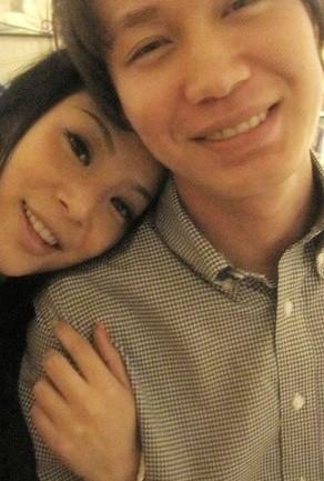 马磊磊和前女友程橙子(资料图)