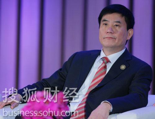 众泰控股集团董事长吴建中 (刘丹摄)