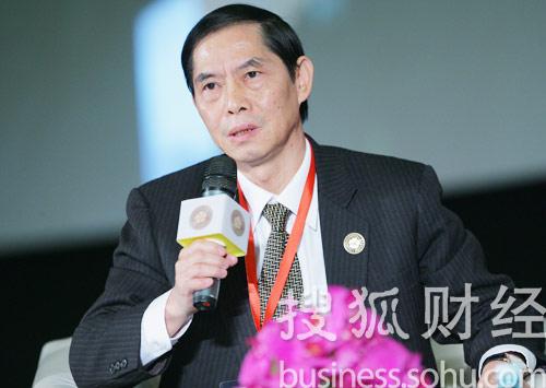 万和集团董事长卢础其 (刘丹摄)