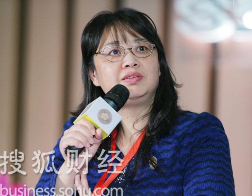 爱国者营销总裁张永捷 (刘丹摄)