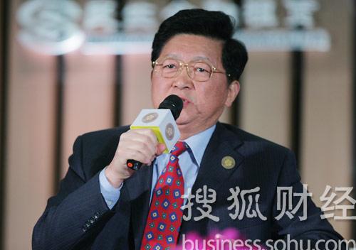 中国企业联合会执行副会长孟晓苏 (刘丹摄)