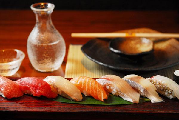 稻菊 寿司