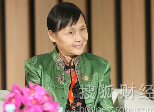 北京地球村环境文化中心创办人兼主任廖晓义 (刘丹摄)