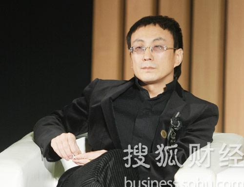 星光国际董事长王�� (刘丹摄)