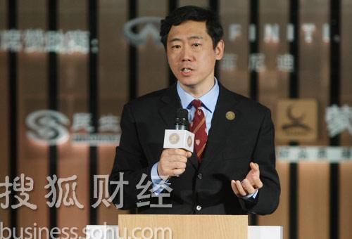 央行货币政策委员会委员、清华大学经济李稻葵