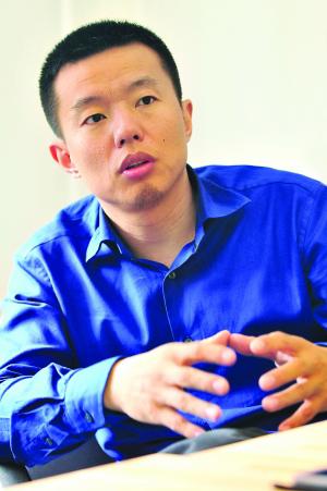 中国建筑设计研究院副总建筑师曹晓昕