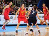 2010亚运会女篮决赛 中国Vs韩国