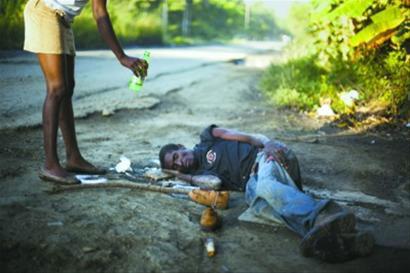 海地霍乱疫情高峰或在圣诞 半年40万人感染
