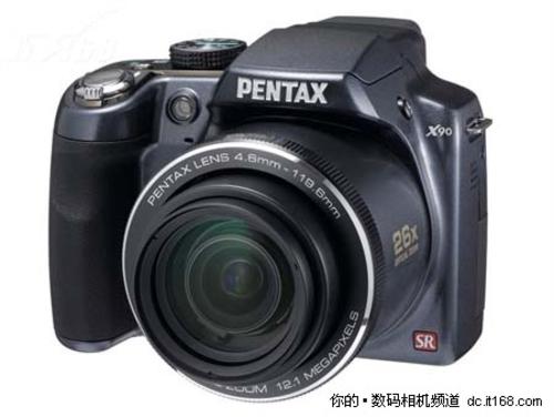 宾得X90售价为2400元