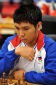 图文:国际象棋男子团体颁奖 苏在男子团体赛中
