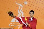 图文:男子1500米自由泳决赛 孙杨夺冠