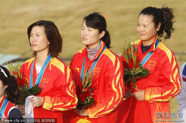 张山时隔20年再拿亚运金牌