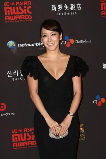 2010 MAMA颁奖典礼  金正恩