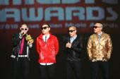 2010 MAMA颁奖典礼现场 Far East Movement