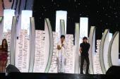 2010 MAMA颁奖典礼现场 张杰与宋钟基