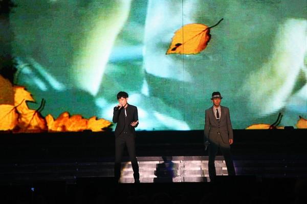 2010 MAMA颁奖典礼现场 化学超男子