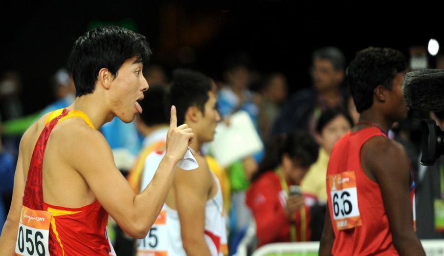 动作:表情亚运招牌表情v动作刘翔变身图片帝添加怎样高清到巨星包图片