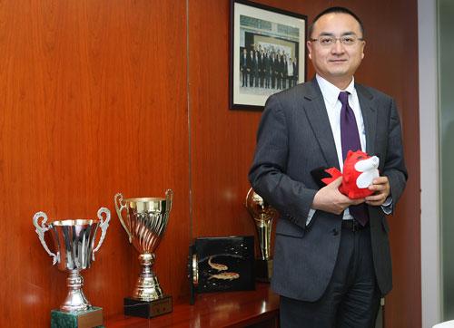 英菲尼迪中国事业总部总经理吕征宇