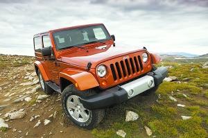 2011款JeepWrangler牧马人