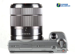 最薄可更换镜头相机 索尼NEX5评测首发
