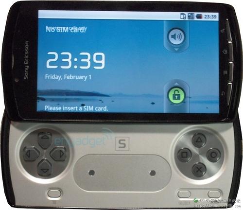 索尼PSP2手机最新爆料