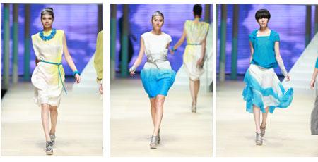卡汶2011春夏时装