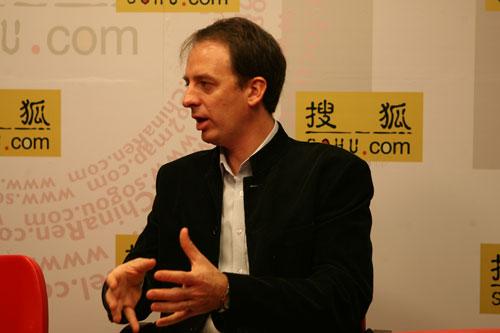 国际助残中国办公室国家代表尚维德