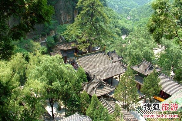 盂县旅游景点大全
