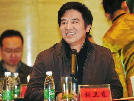 成都市科技局副局长胡卫东