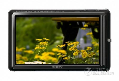 广角、高清、触摸屏 索尼卡片机TX9上市