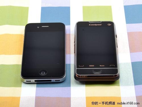 iPhone 4/酷派N930对比图赏(一)