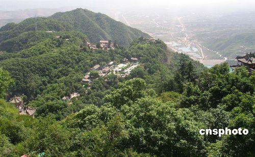 甘肃平凉市长力推旅游 荐崆峒山景区与众不同
