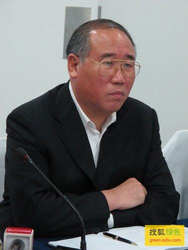 解振华回答NGO代表提问