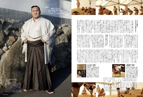 """蒙古族人口-鹏翔,相扑手,蒙古人,战绩卓越.被晋升为日本相扑最高称号\""""横"""