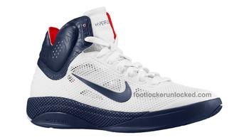 7:Nike Zoom Hyperfuse  代言人:拉简-朗多  Nike Zoom Hyperfuse无