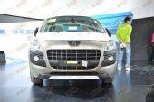 [10广州车展]―标致3008跨界SUV含笑亮相
