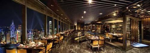 小南国壹号位于香港尖沙咀北京道一号,位置方便,且尽览辽阔维港美景,