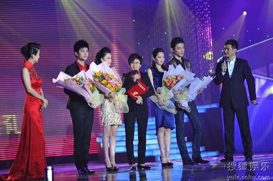 新《红楼梦》获年度最受媒体关注奖