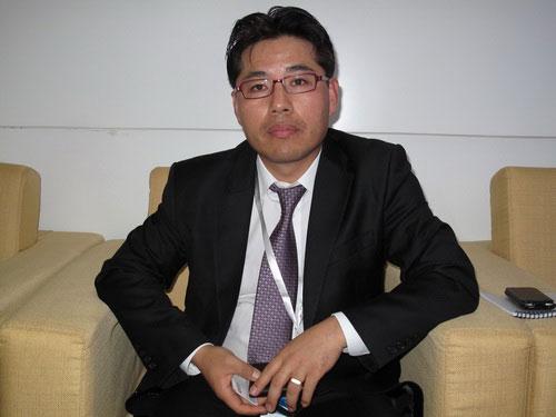 现代汽车(中国)整车销售本部市场部总监张吉男
