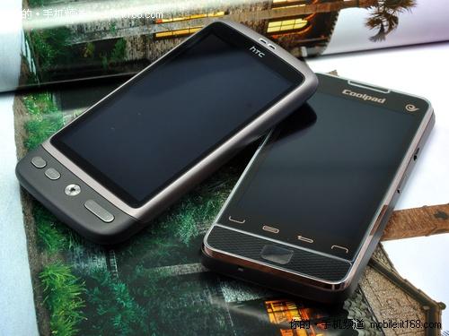 酷派N930/HTC Desire对比图赏(一)