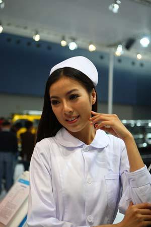 超卡哇伊护士装MM