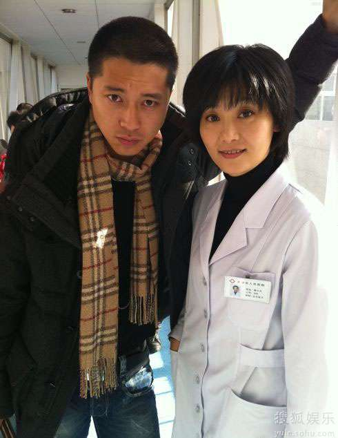 剧照:王雷和徐帆