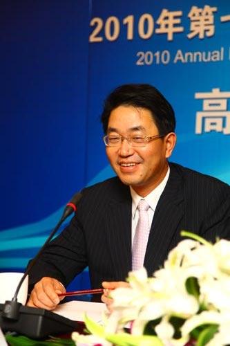 东风本田汽车有限公司执行副总经理陈斌波