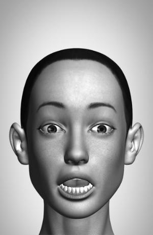 """表情/吃惊表情超过1秒有""""做作""""嫌疑"""