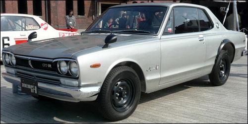 第一代GT-R