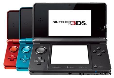 任天堂3DS开发包明年初将全面发放
