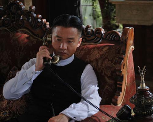 沈啸尘的原型便是上海王杜月笙