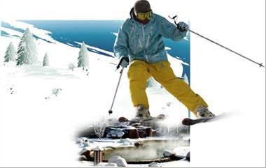 滑雪+泡汤北京寒冬玩乐完全攻略