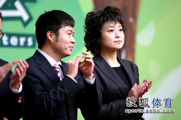 国电视体育节目主持人大会在北京梅地亚中心举行.大会集中来自全